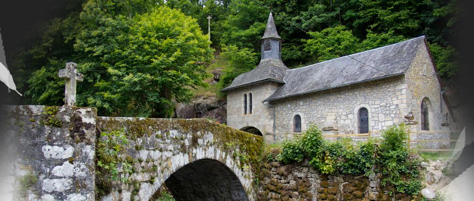Notre Dame du Pont du Salut - Corrèze