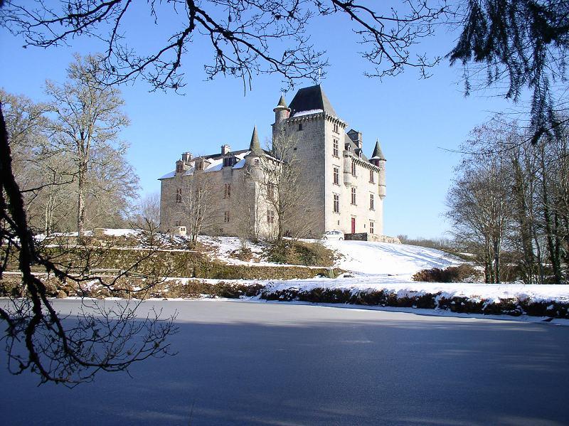 Château de Sédières - Clergoux